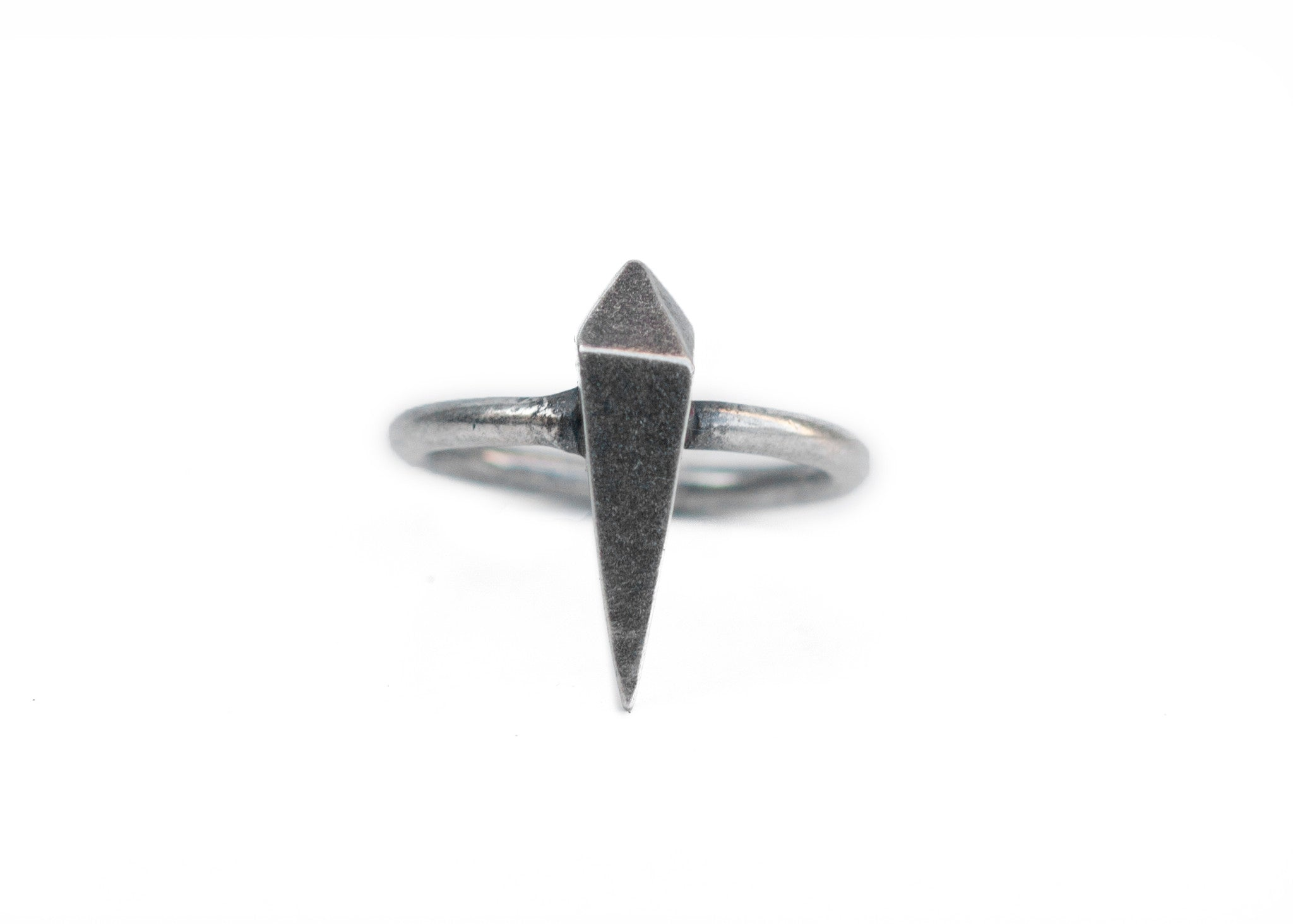 Single Spike Ring - JAKIMAC