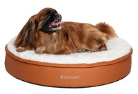 Icecoat luxury dog bed for small dogs