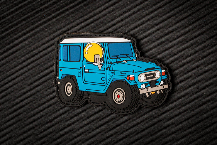 APEX™ in FJ40 Patch by Aprilla Design™