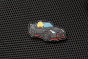 APEX™ in black NISMO GTR Patch by Aprilla Design™