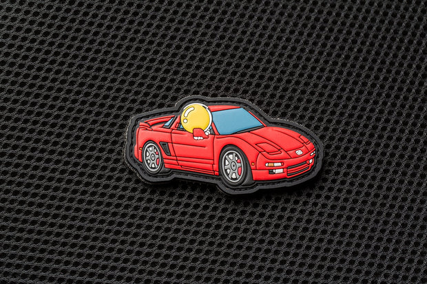 APEX™ in red NSX Patch by Aprilla Design™