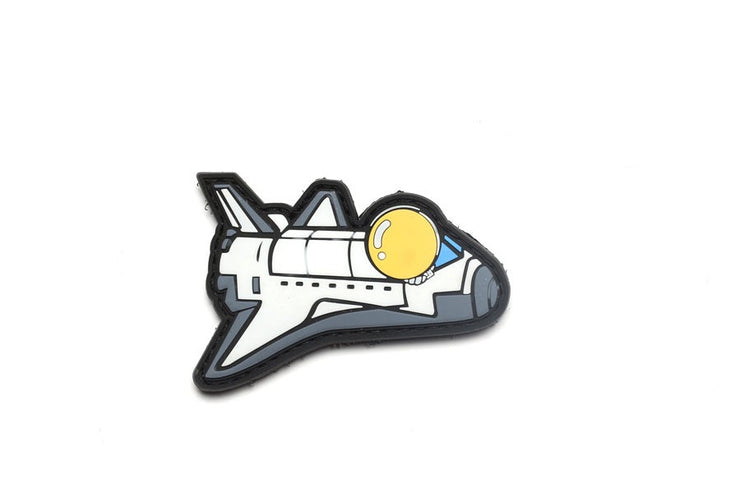 APEX™ in Space Shuttle Patch by Aprilla Design™