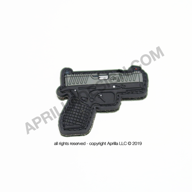 Arcon Pistol patch by Aprilla Design