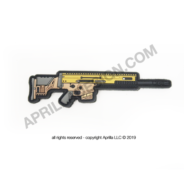 SCAR20 Patch by AprillaDesign® - Special Edition