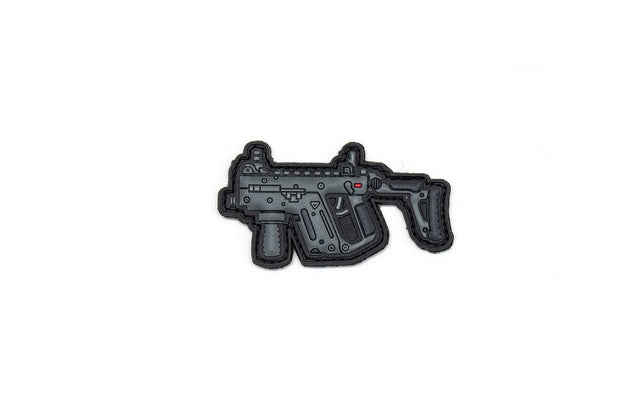 Kriss Vector® PVC patch by Aprilla Design™