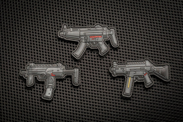 MP5 Patch by Aprilla Design™
