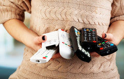A new control paradigm to eliminate IR remotes?