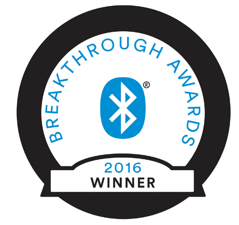ilumi LED Smartbulbs win the 2016 Bluetooth Breakthrough Award for Product Catagory