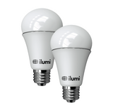 A19 LED Smart Light Bulbs | 2 Pack - smart light bulbs