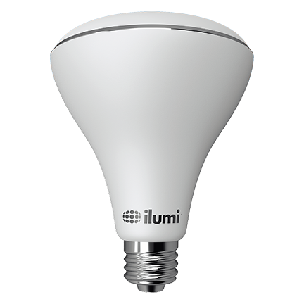 ilumi BR30 outdoor smart light bulb