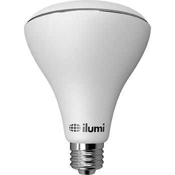 Indoor BR30 Flood LED Smart Light Bulb - Certified Open Box - smart light bulbs