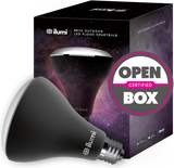 certified open box BR30 smart light bulb