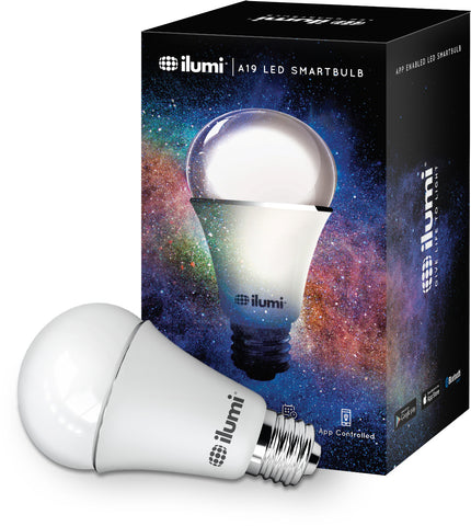 A19 LED Smart Light Bulbs | 6 Pack - smart light bulbs