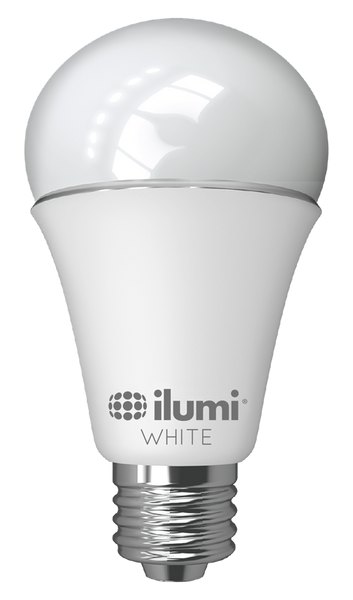 Adjustable White A19 LED Smart Light Bulb - smart light bulbs