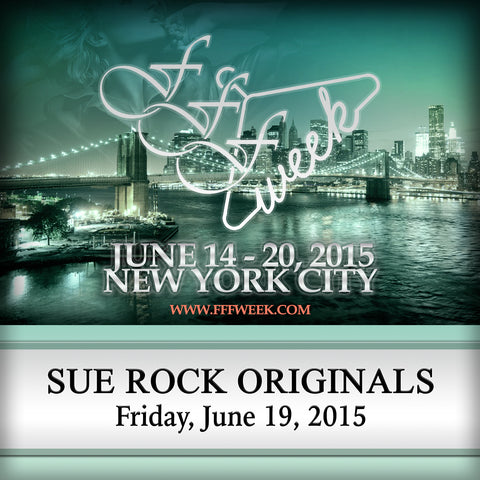 Sue Rock Originals - Proud to be a part of the Curvy Girl Revolution - Full Figured Fashion Week, 2015!