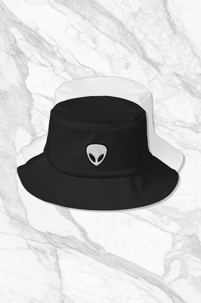 'MARTIAN' Bucket Hat