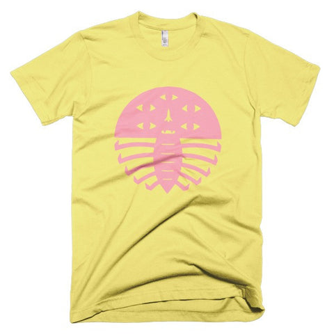 Jad Fair Leggy Yellow/Pink Unisex Tee