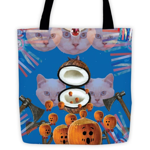 Le Club des Chats Wat, Wat, Wat Tote Bag
