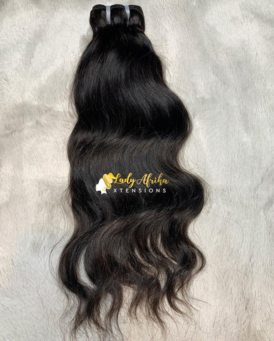 Raw Indian Wavy Bundle