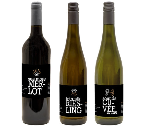 TRIO - BE YOUR OWN SOMMELIER