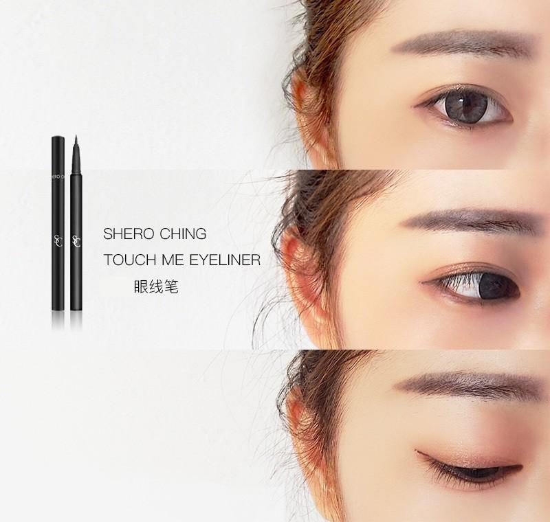SHERO CHING - TOUCH ME EYELINER (BLACK)