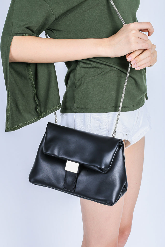 *RESTOCKED* CHLOE SLING BAG IN BLACK - TOPAZETTE