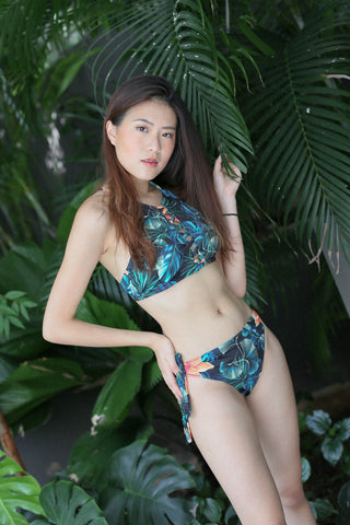 AVA SPORTY BIKINI SET (FORESTY)