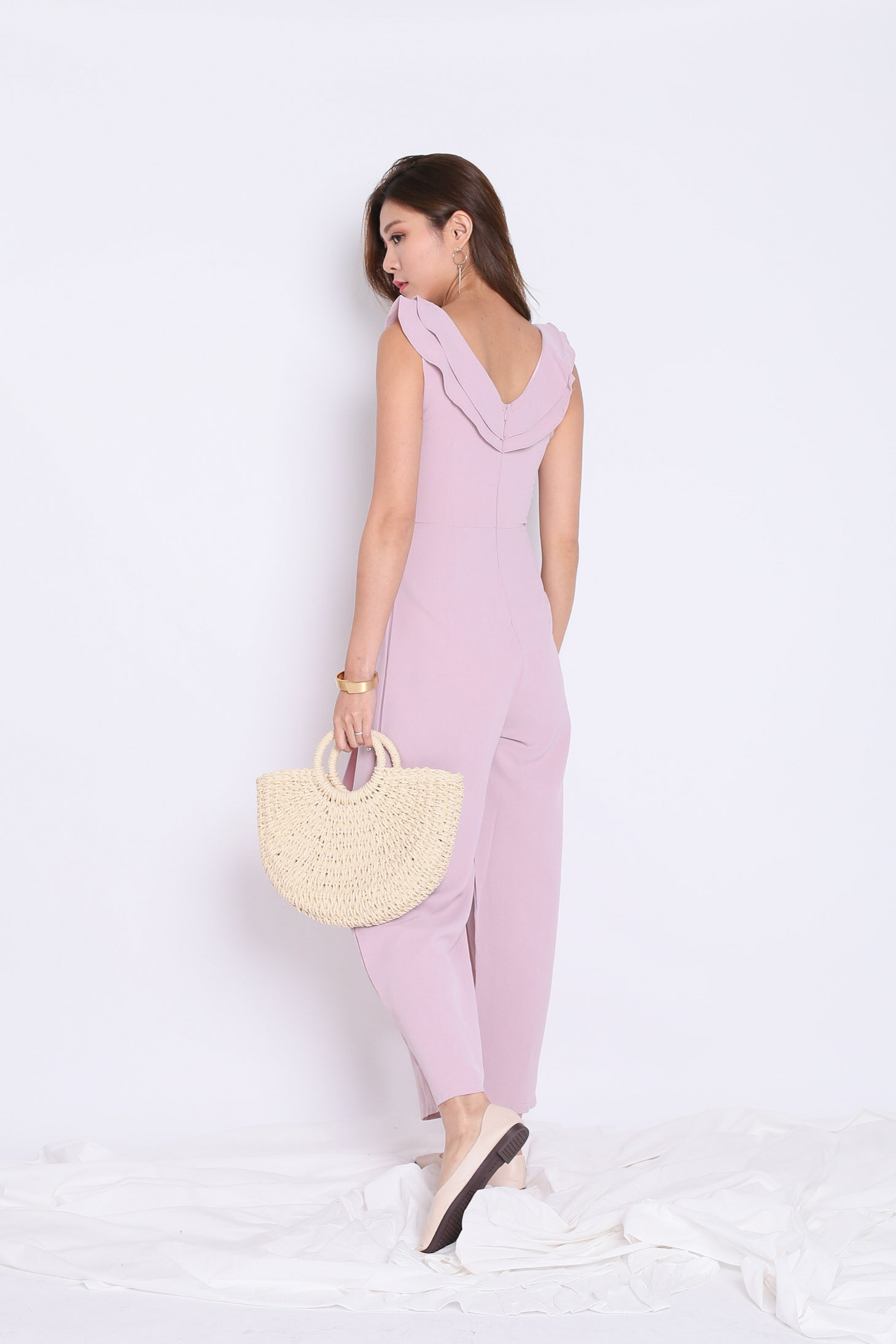b90da6d68a8 PREMIUM) TALYSE JUMPSUIT IN DUSTY PINK – TOPAZETTE