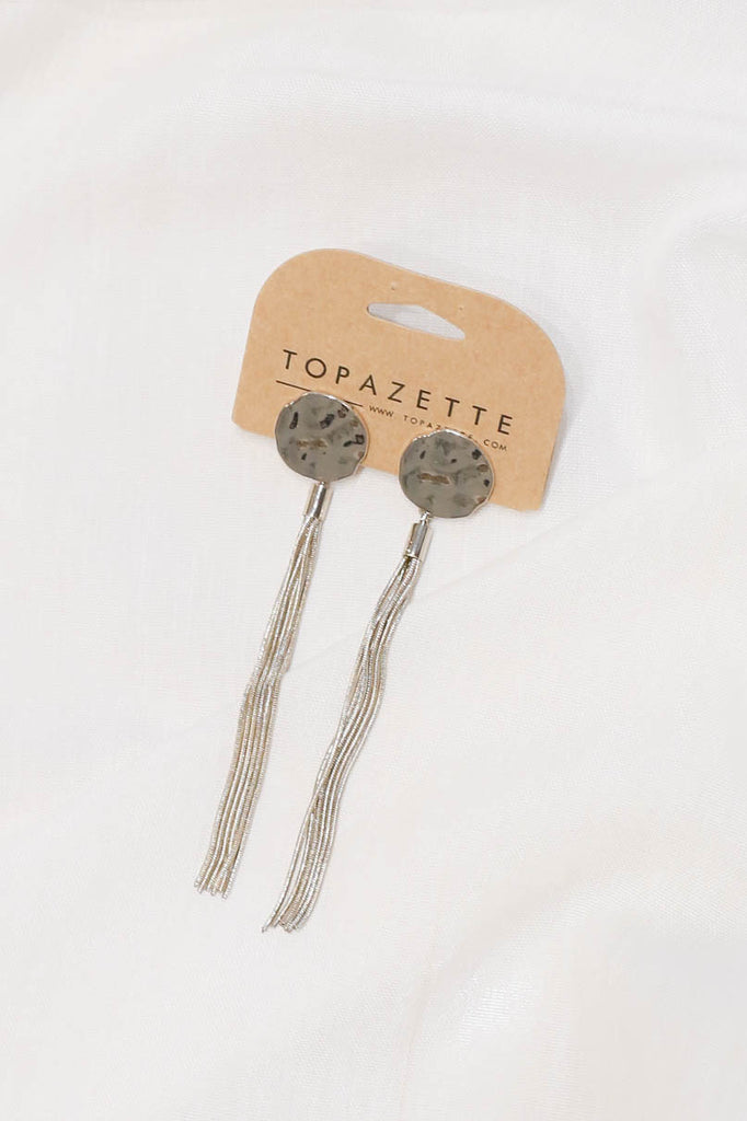 GIANNA EARRINGS - TOPAZETTE