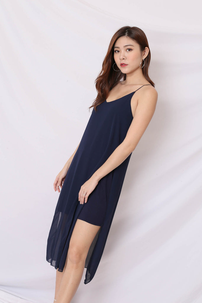GEN BASIC DRESS IN NAVY