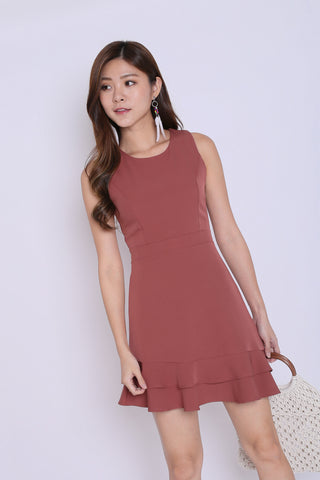 147d2c13c0ac  TPZ  (PREMIUM) PRESYN MERMAID DRESS IN DUSTY CORAL