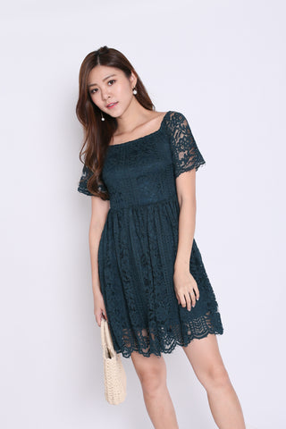 fea56f90ea06  TPZ  (PREMIUM) CROCHET DREAMS DRESS IN TEAL FOREST