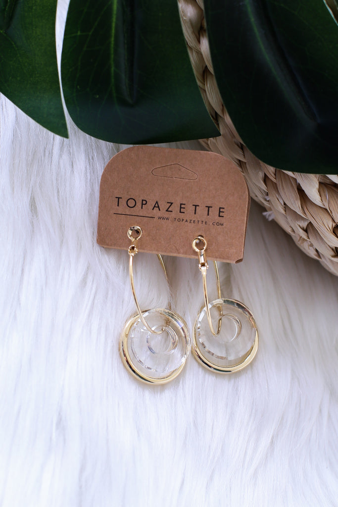 ZARY RING EARRINGS