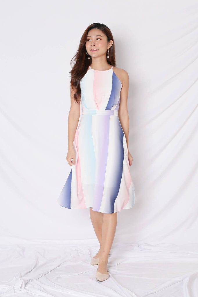 *TPZ* (PREMIUM) TILLIA WHIMSICAL MIDI DRESS (VERSION 2)