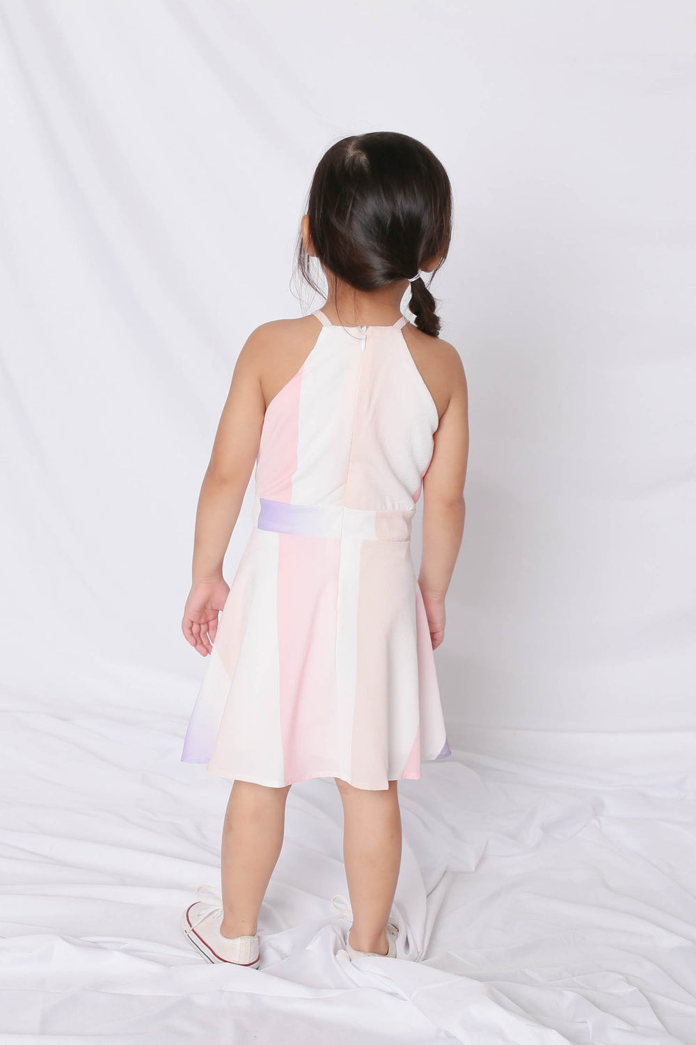 *LITTLE TOPAZETTE* TILLIA WHIMSICAL MIDI DRESS (VERSION 1)