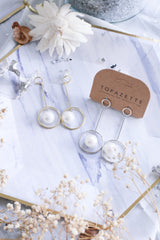 LYLA PEARL EARRINGS