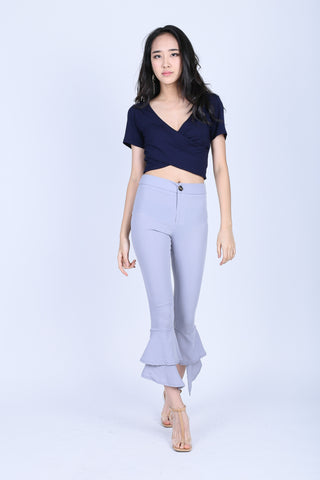 LAYLA PANTS IN GREY