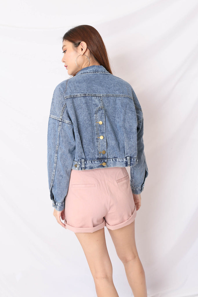 *PREMIUM* LUXI DENIM JACKET