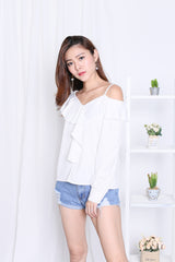BLANCA TOP IN WHITE