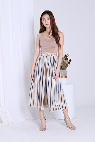 JOLA LINES PLEATED CULOTTES