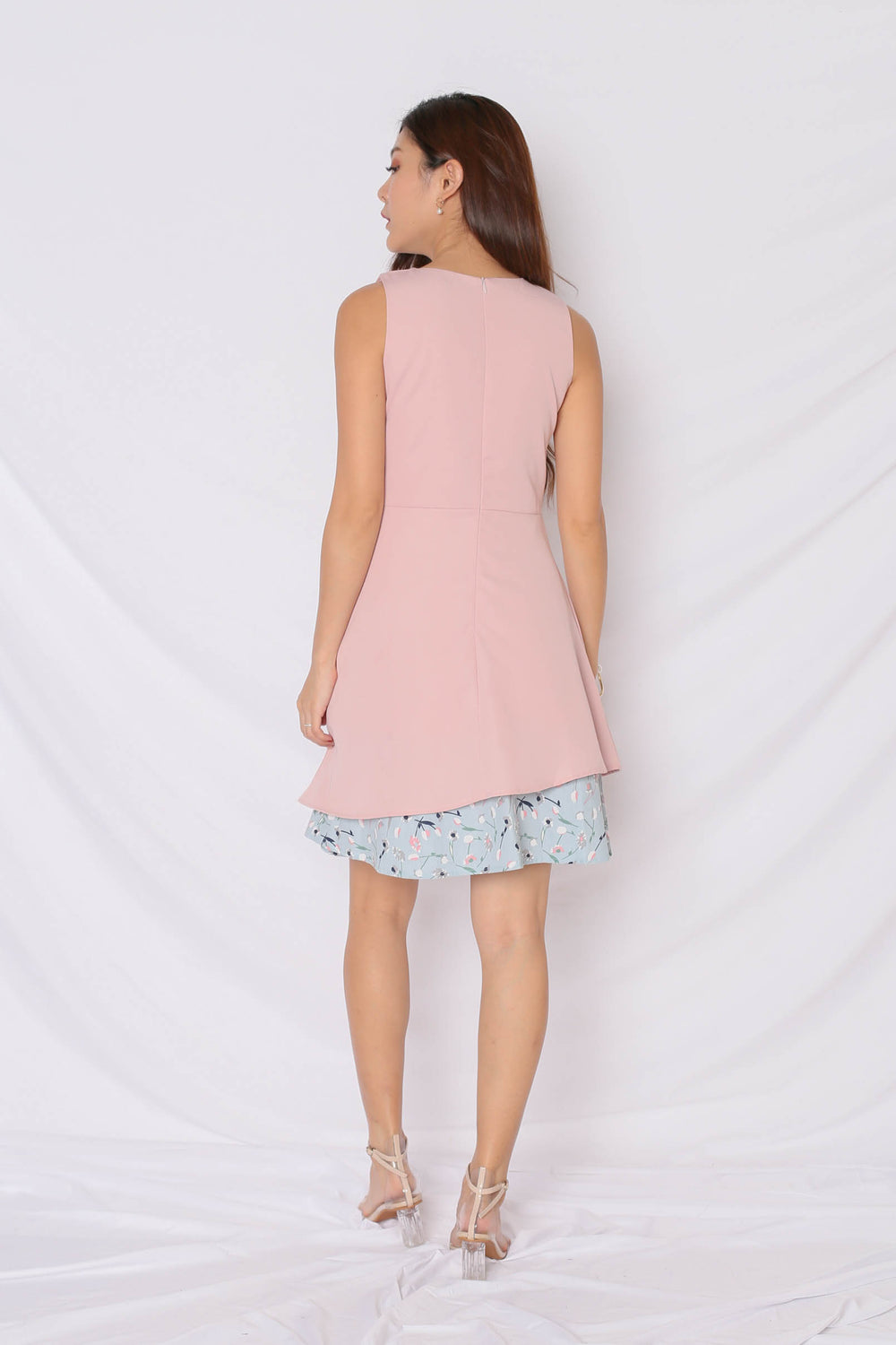*TPZ* (PREMIUM) EYNNA DRESS IN PINK