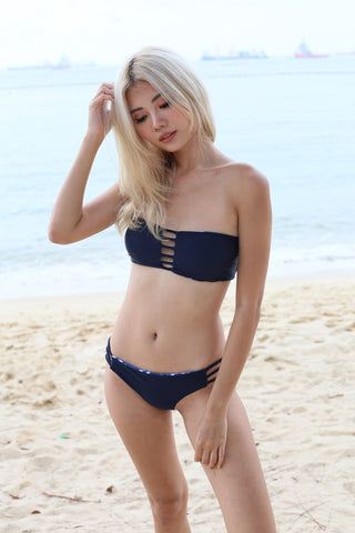 BRAZILIAN REVERSIBLE BIKINI SET (OCEANIC)