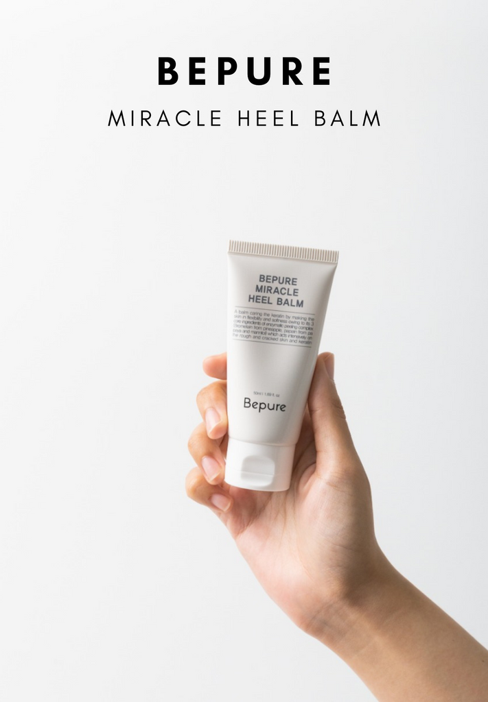 *READY STOCK* BEPURE MIRACLE HEEL BALM