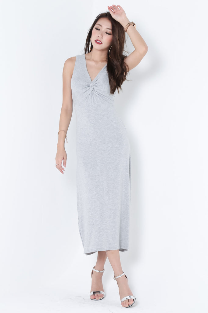PANDORA MAXI IN LIGHT GREY