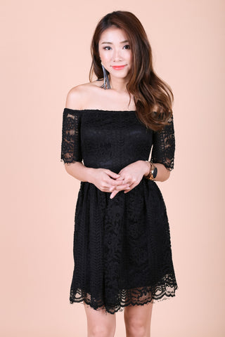 d3f1e79c1f6  TPZ  (PREMIUM) CROCHET DREAMS DRESS IN BLACK