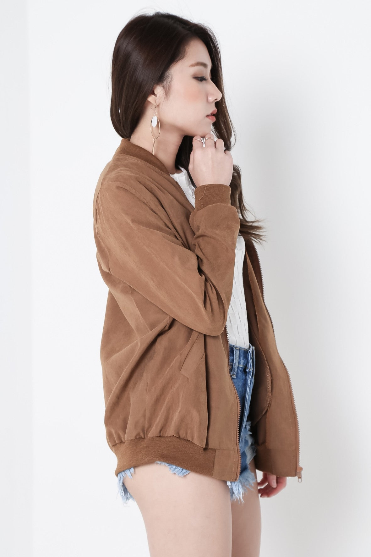 HELLO EVERYDAY PARKA IN KHAKI