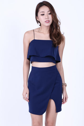 SOULMATES 2 PIECE SET IN NAVY