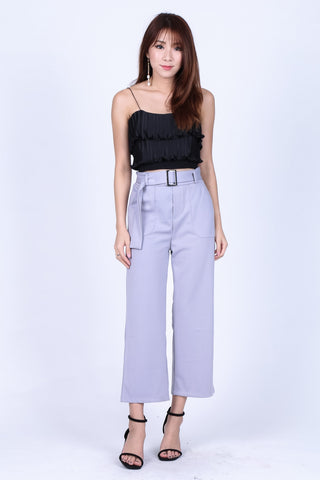 SHEA CULOTTES IN GREY