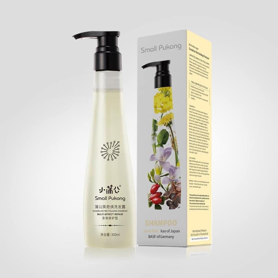 *NEW* SMALL PUKONG DANDELION REVITALIZING SHAMPOO (300ml)