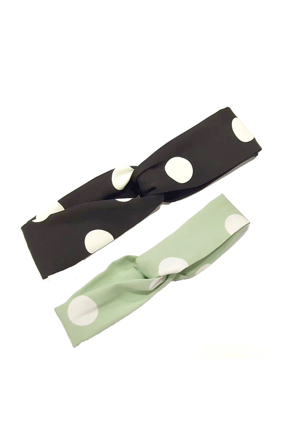 *LITTLE TOPAZETTE* THE POLKA DOT COLLECTION HEADBAND (ADULT/ KIDS)